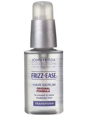 John Frieda Fizz Ease Hair Serum Original Formula, $8.99
