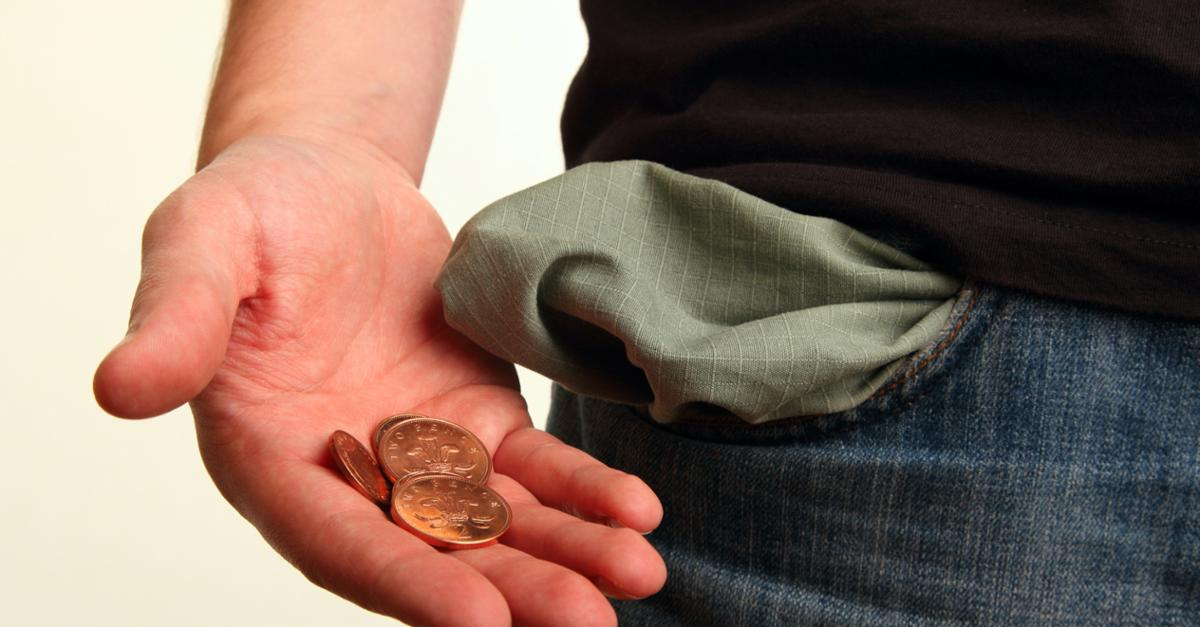 Tired of Those Empty Pockets?