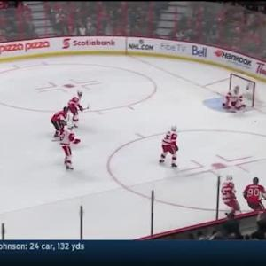 Jimmy Howard Save on Alex Chiasson (05:35/1st)
