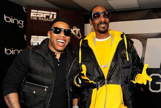 Nelly Snoop Dogg Super Bowl