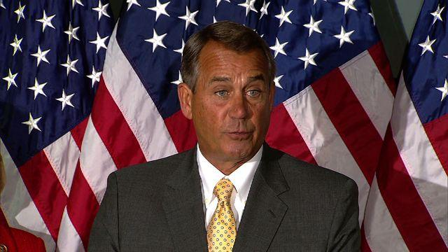 Boehner warns Obama on minimum wage, executive actions