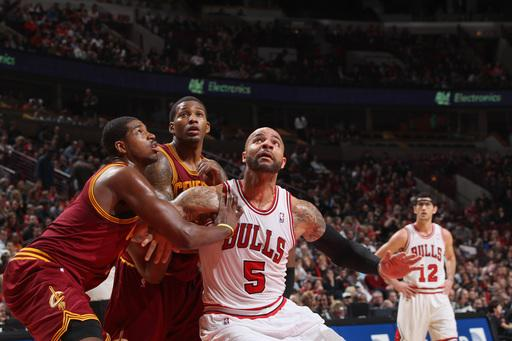 Boozer leads Bulls to 118-92 rout of Cavaliers
