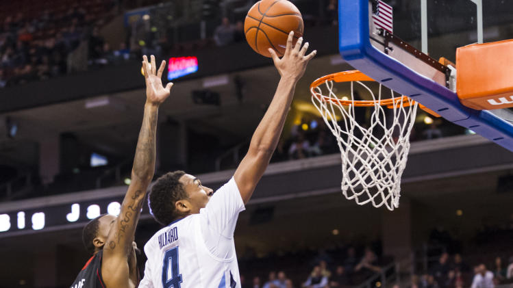 NCAA Basketball: Louisville at Villanova