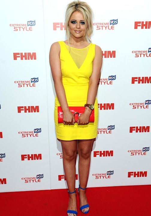 FHM Sexiest Women Awards: Emily Atack