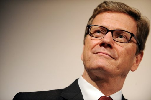 Bundesauenminister Guido Westerwelle (FDP) hat sich fr eine Gedenkminute whrend der Olympischen Spiele in London eingesetzt