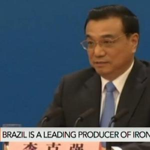 Chinese Premier Begins Latin America Tour in Brazil