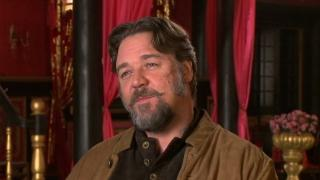 The Man With The Iron Fists: Russell Crowe On How The Concept Came About