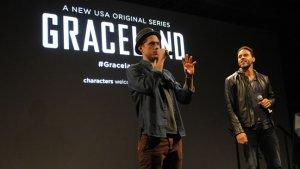SXSW: Aaron Tveit on Going from Stage to Screen, 'Les Mis' Groupies and New Gig 'Graceland' (Q&A)