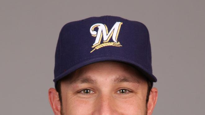 Jonathan Lucroy Baseball Headshot Photo
