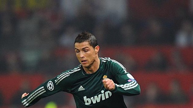 Cristiano Ronaldo has scored 38 goals in all competitions for Real Madrid this season