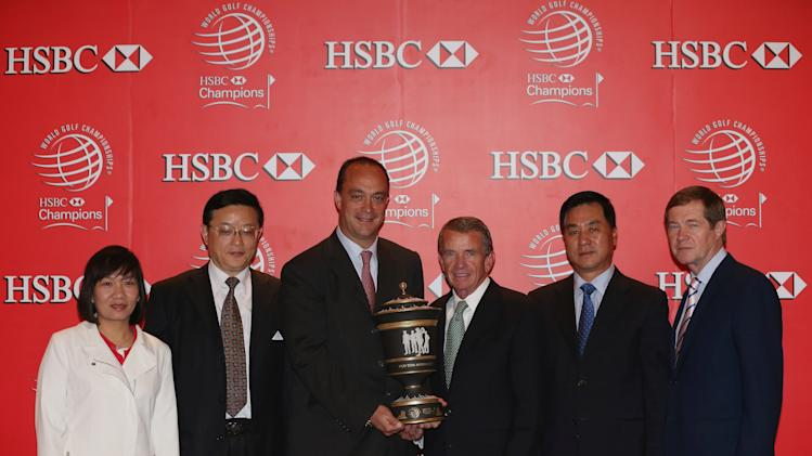 WGC HSBC Champions - Day Four