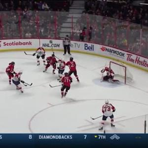 Jussi Jokinen Goal on Craig Anderson (15:49/2nd)