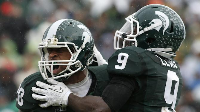 Michigan St has high hopes after beating Michigan