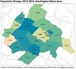 Population Flow: While the population of D.C. proper...