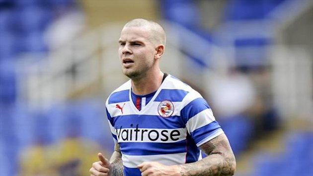 Danny Guthrie, pictured, gave Reading an opening-day win over Ipswich