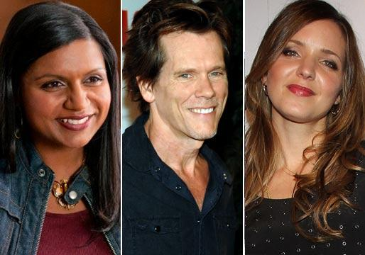 Fall TV Scoop: Fox Orders 5 Shows Including Mindy Kaling Comedy, Kevin Bacon Thriller