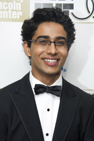 "FILE - This Sept. 28, 2012 file photo shows Suraj Sharma at the premiere of his film, ""Life of Pi,"" at the 50th annual New York Film Festival opening night gala in New York. (Photo by Charles Sykes/Invision/AP, file)"