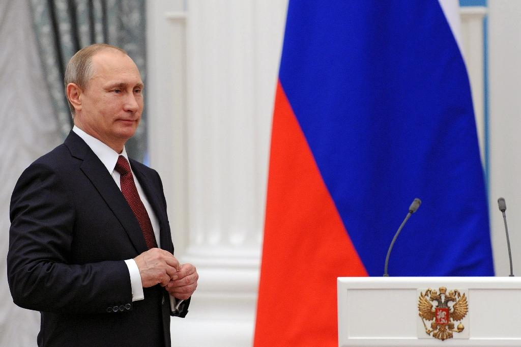 Russia signs up to $100 bn BRICS fund to rival IMF