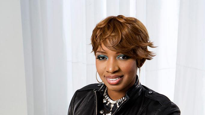 "NeNe Leakes of ""The Real Housewives of Atlanta."""