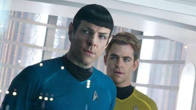 Star Trek Into Darkness -- Paramount Pictures