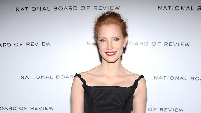 2011 National Board of Review Jessica Chastain