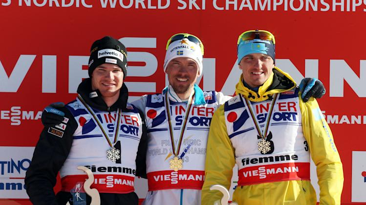Cross Country: Men's Mass Start - FIS Nordic World Ski Championships