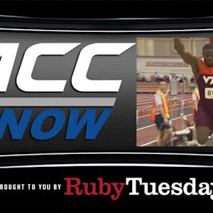 Former NFL RB Making Jump To Olympics | ACC Now