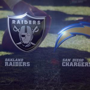 Week 11: Oakland Raiders vs. San Diego Chargers highlights