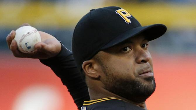 Walker leads rally as Pirates beat Blue Jays 8-6