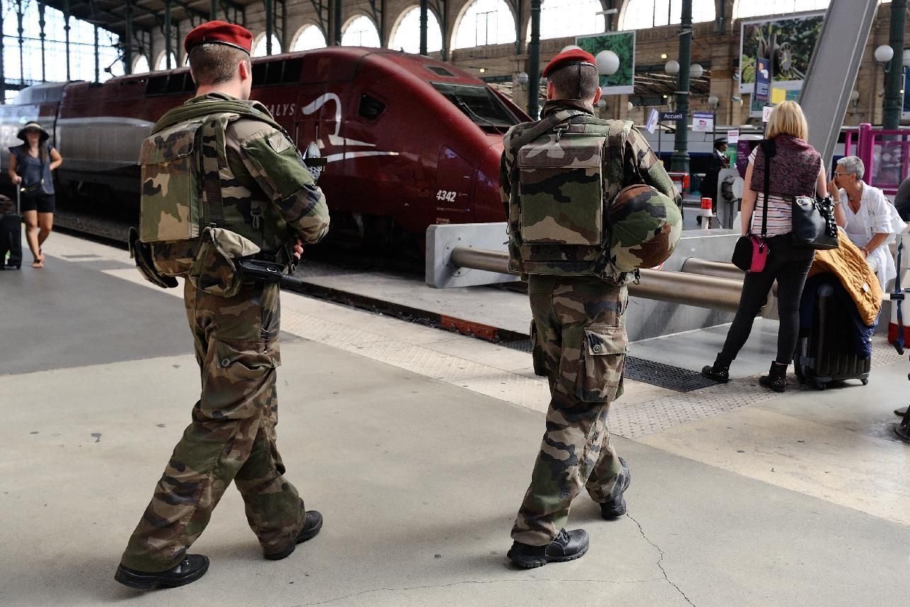 Attack draws new scrutiny to railways linking open Europe