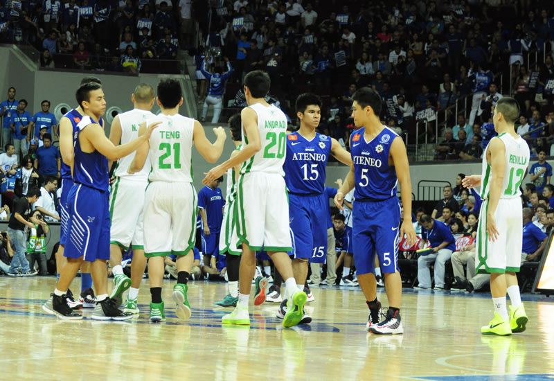 continue and another will end after Ateneo-La Salle II. (NPPA Images