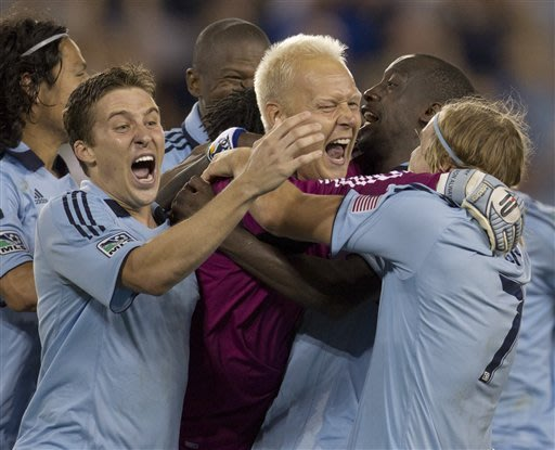 Sporting Kansas City wins US Open Cup