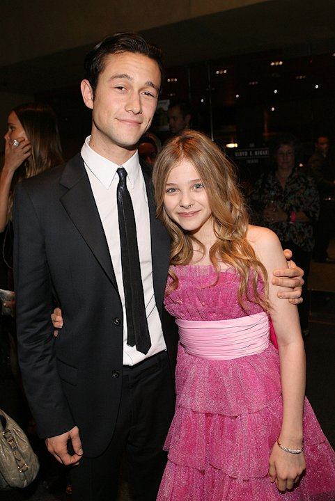 500 days of summer la premiere after party 2009 Joseph Gordon Levitt Chloe Moretz