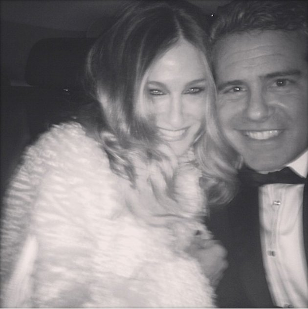 Andy Cohen, Sarah Jessica&nbsp;&hellip;