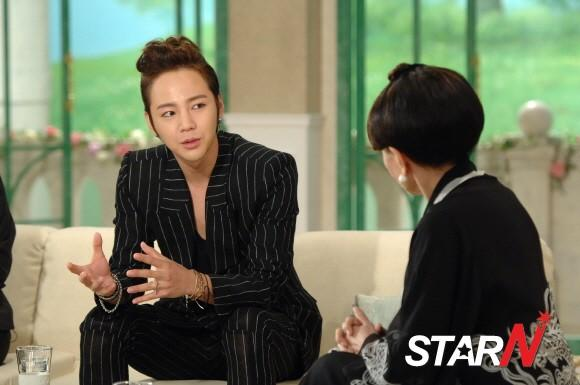 Jang Geun Suk appears on a famous Japanese TV show