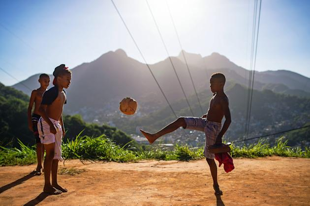 Favela and Football - World Cup Preview