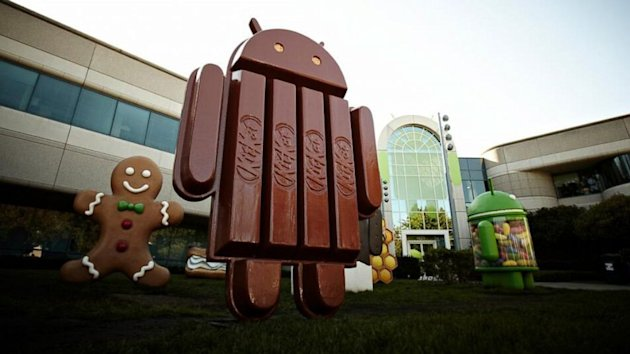 Break Me Off a Piece of That: Kit Kat Will Be the Name of the Next Version of Android (ABC News)