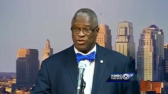 Watch: Kansas City Mayor Sly James declares State of Emergency