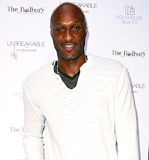 Lamar Odom Spotted at Sushi Restaurant in L.A