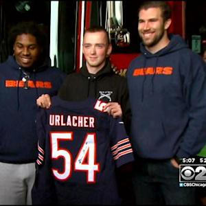 Bears Players Lend A Hand In Tornado Cleanup Effort