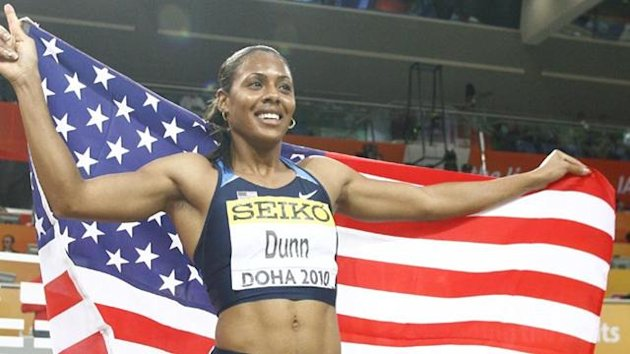 2011 USA Athletics Debbie Dunn