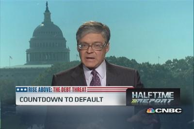 Countdown to default