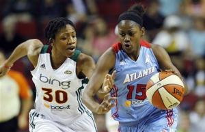 Lyttle scores 21 to lead Dream past Storm, 70-59