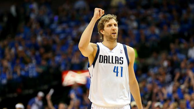 San Antonio Spurs v Dallas Mavericks - Game Six