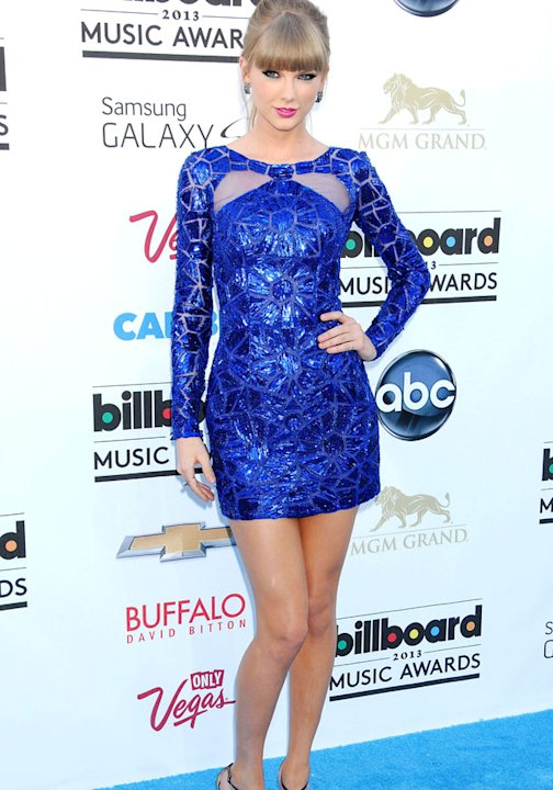 Best dressed: Taylor Swift Zuhair Murad Pre-Fall 2013