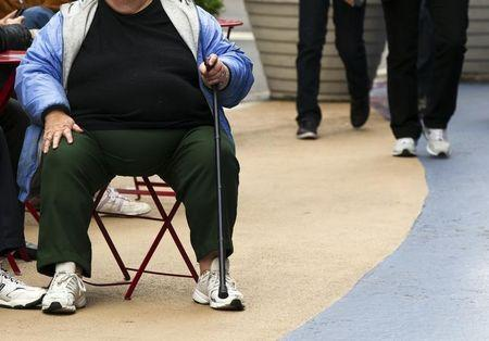 Overweight diabetes patients outlive slimmer ones - study