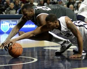 Payne has 20, No. 18 Spartans hold off PSU 81-72