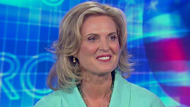 Ann Romney on her husband's presidential debate performance