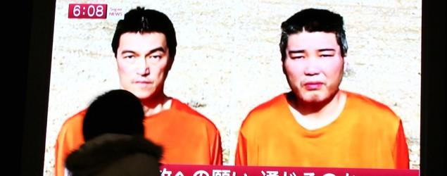 Islamic State threatens Japan, Jordan hostages