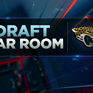 Draft War Room: Jacksonville Jaguars